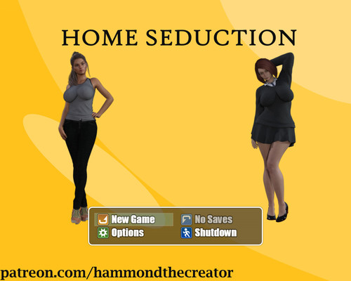 Home Seduction [v0.3] [Hammond]