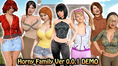 Horny Family [v0.0.1] [HORNY FAMILY]