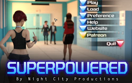 Superpowered [Version 0.19.00 Modded] [Night City Productions] [2017]