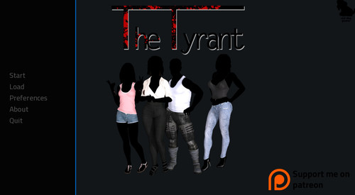 The Tyrant Version 0.15 [saddoggames]