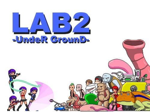 LAB2-UndeR GrounD [1.01] (Neko no Meme)