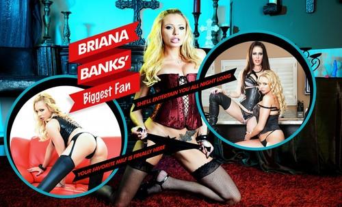 Briana Banks' Biggest Fan [HD 720p] (lifeselector,SuslikX)
