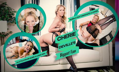Cherie Deville's Biggest Fan [HD 720p] (lifeselector,SuslikX)