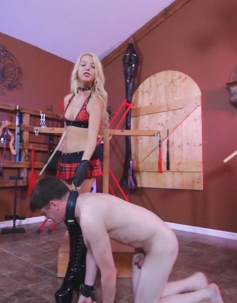 School Girls From Hell 2: Caned?