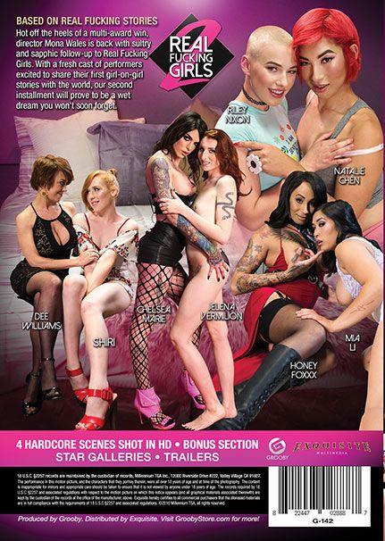 Real Fucking Girls 2 (2017)