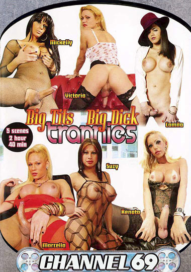 Big Tits Big Dick Trannies (2009)
