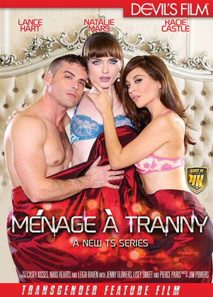 Menage A Tranny - A New TS Series (2017)