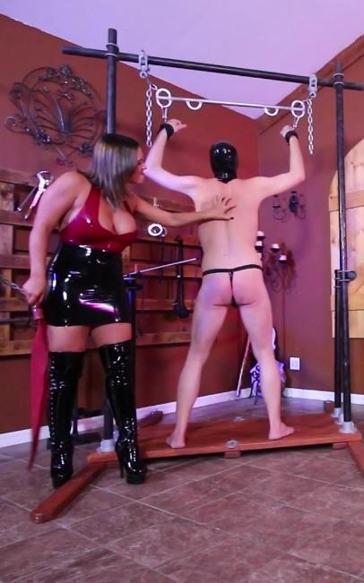 Whipped By Cruel Women?