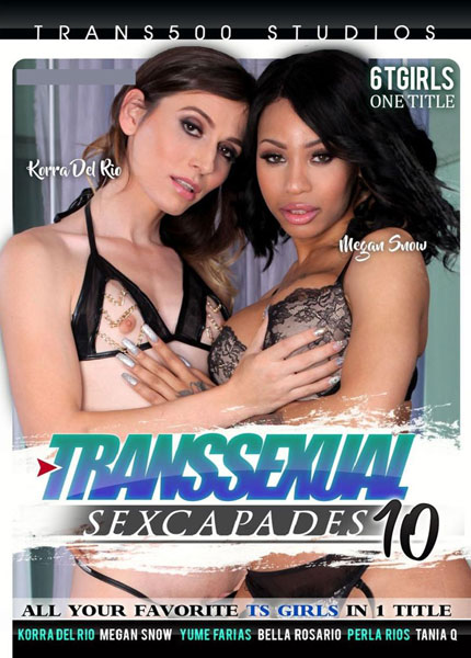 Transsexual Sexcapades 10 (2017)