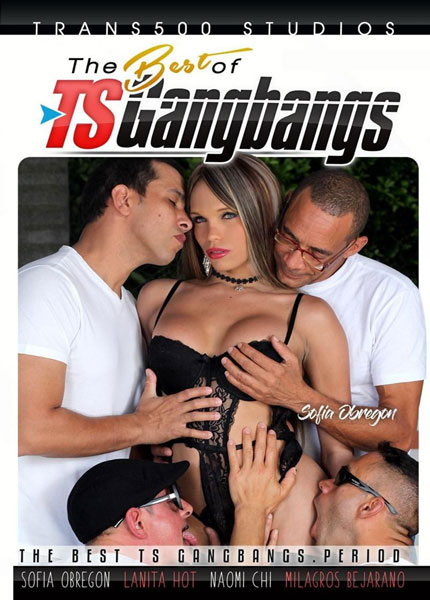 The Best of TS Gangbangs (2017)