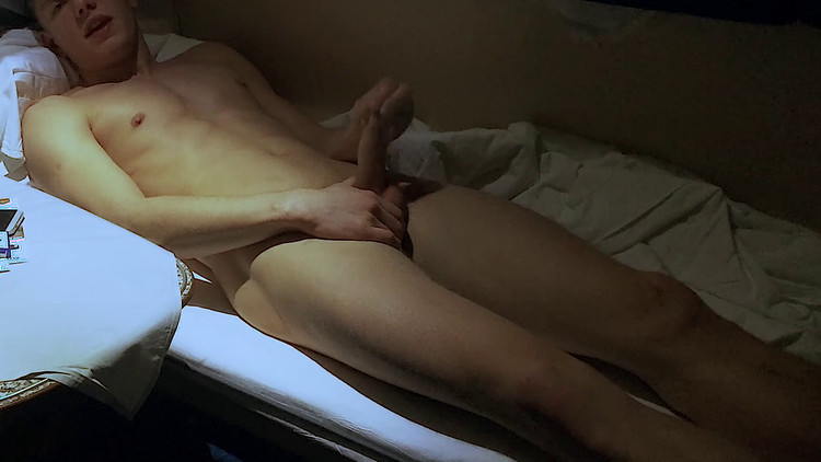 Mitya Chezz, Masturbation in the train 2,