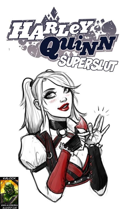 Harley quinn anal porn