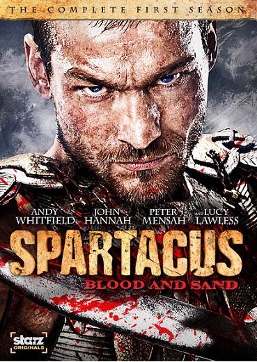 Spartacus Sangre y Arena [2010] [720p BRrip] [Latino-Inglés] [GoogleDrive]