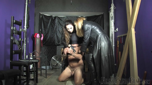 Femme Fatale Films – Mistress Serena – The Hard Way