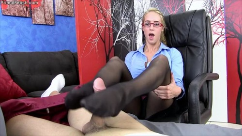 Primals Footjobs – Dr  Cadence Lux – Pantyhose Sexual Re-Education