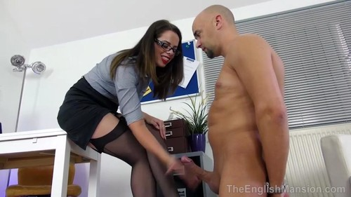 The English Mansion – Miss Tiffany – Leg Show And Tell