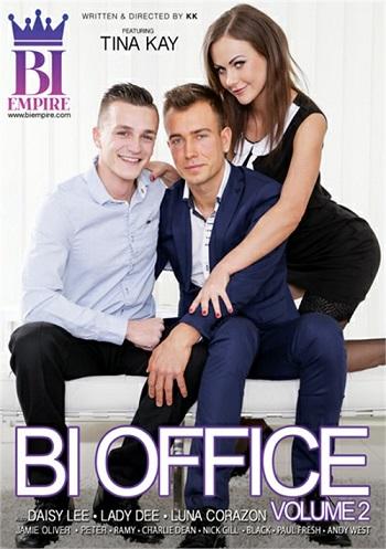 Bi Office Vol 2 Cover
