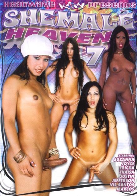 Shemale Heaven 7 Cover