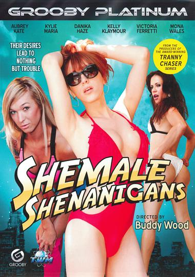 Shemale Shenanigans 720p Cover