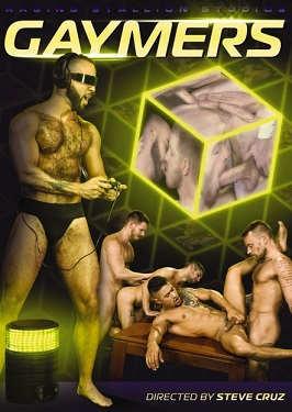 Raging Stallion  Gaymers 1080p Cover