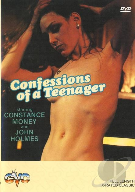 Confessions Of A Teenager 1975 Cover