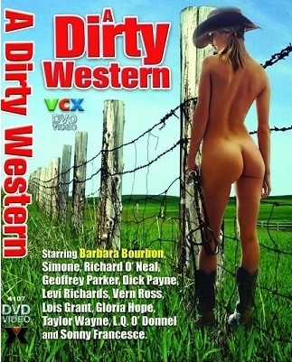 A Dirty Western 1975 Cover