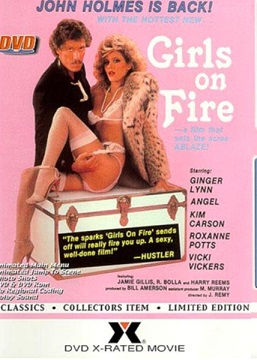 Girls On Fire 1984 Cover