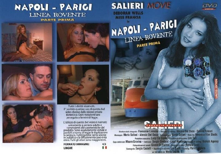 Napoli-Parigi, linea rovente 1 / Napoli-Paris Part One / -, 1 (Mario Salieri / Salieri Productions)