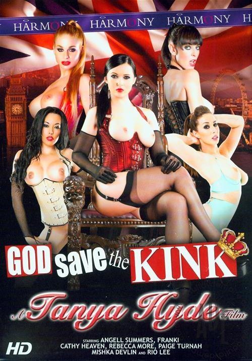 God Save The Kink (Tanya Hyde / Harmony) [Gonzo, Anal, Fetish Wear, Pantyhose & Stocking, 540p, WEB-DL]