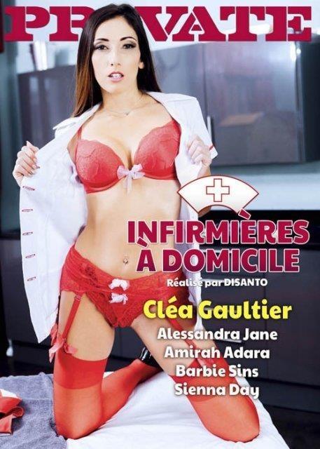 Infirmieres a domicile / Infirmières à domicile (Dissanto, Private) [2017, All sex, Anal, Lingerie, Big Cocks, Oral, WEB-DL]