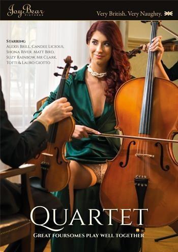 Quartet (Joy Bear) [2017, All Sex, DVDRip]