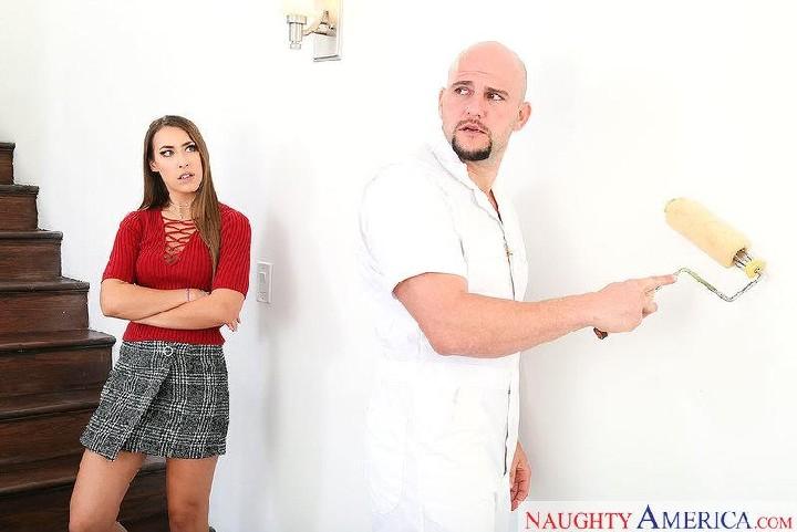 [NaughtyRichGirls / NaughtyAmerica] Kimber Lee (23435 / 09.11.2017) [Ball licking, Big Dick, Brunette, Cum in Mouth, Deepthroating…
