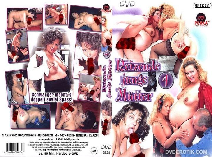[Pregnant] Reizende Junge Mütter #4 (Puaka) [2004, Pregnant, Fetish, Threesome, Hardcore, All Sex, DVDRip, 288p]