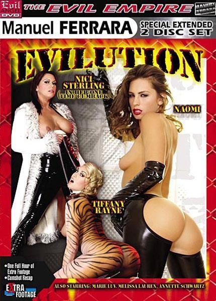 Evilution (Manuel Ferrara, Evil Angel) [2006, Anal, Straight, Gonzo, DVDRip]