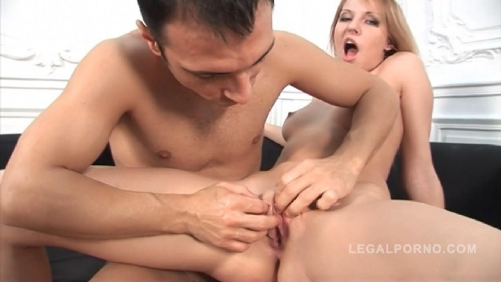 [LegalPorno] Nassy pussy fisting and intense fucking NR046 [Gonzo, 720p]