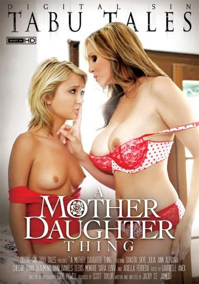 A Mother Daughter Thing (Eddie Powell, Digital Sin, Tabu Tales Series) [Family, Vignettes, DVDRip]
