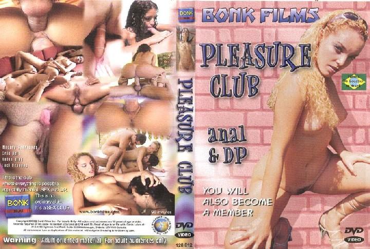 [Brazil] Pleasure Club (Lucio Flavio, Bonk Films) [2003, Brazilian, Pornstars, Anal, DP, Lesbians, Outdoor, DVDRip](Cris Bell, May