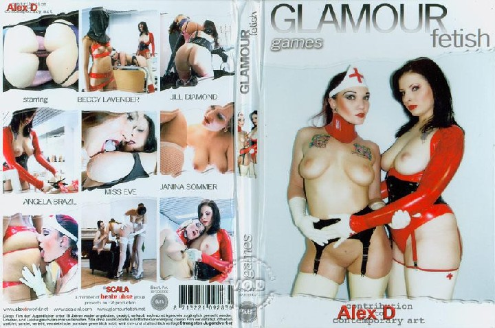 Glamour Fetish – Games (Alex D / Scala) (Miss Eve, Angela Brazil, Jill Diamond, Beccy Lavender, Janina Sommer) [2011, Femdom]