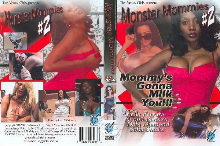 Monster Mommies 2 (Venus Girls) [Femdom, Smoking, Spanking, Masturbation, Big tits, Stockings, MILF, DVDRip]