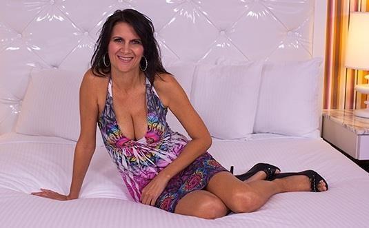 [MomPov] Morgan (49 year old busty MILF loves anal / E293 / 04-03-2015) [MILF, Anal, Big Tits, Facial, BJ, Gonzo, POV, Hardcore, A…