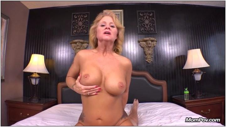 [MomPov] Bambi (49 year old slutty dirty sex talk MILF, E301 / 30-03-2015) [MILF / Older, Facial, BJ, Gonzo, POV, Hardcore, All Se…