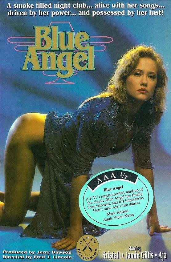 Blue Angel (Fred J. Lincoln, AFV) [1992, Feature, VHSRip]