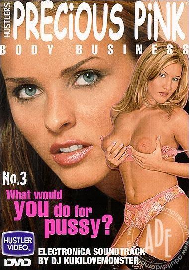 Hustler's Precious Pink Body Business 3 / Top Models A Defoncer / Top Model 4 (Herve Bodilis)