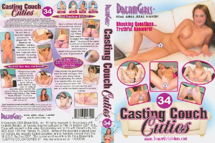 Casting Couch Cuties #34 (Dream Girls) [2008, Toys, Masturbation, Solo, Softcore, Striptease, WEB-DL]