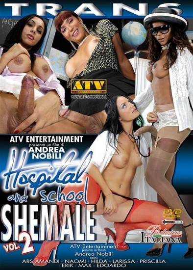 Hospital And School Shemale 2 (2017)