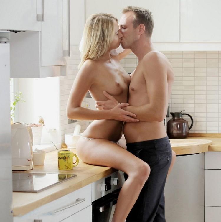 720 кухня утро секс
