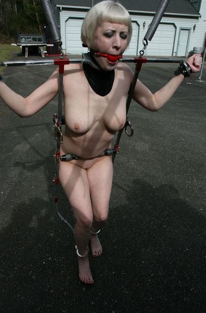 Cherry Torn and the Butt Walker Ass Hook
