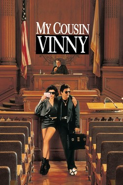Re: Můj bratranec Vinny (1992) / CZ,EN