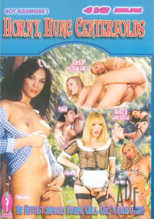 Horny Hung Centerfolds (2012)