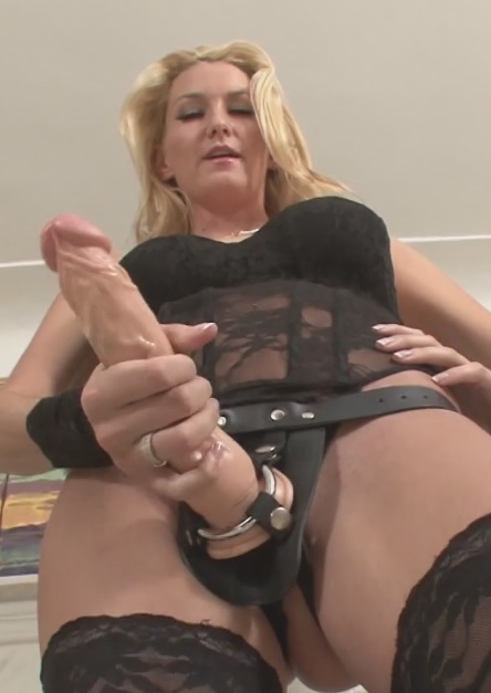 Mistress with a StrapOn POV